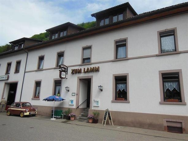 Gasthaus Lamm Todtnau