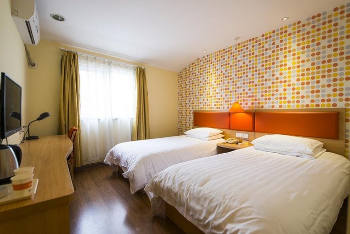 Home Inn Shanghai Baoshan West Shuichan Road