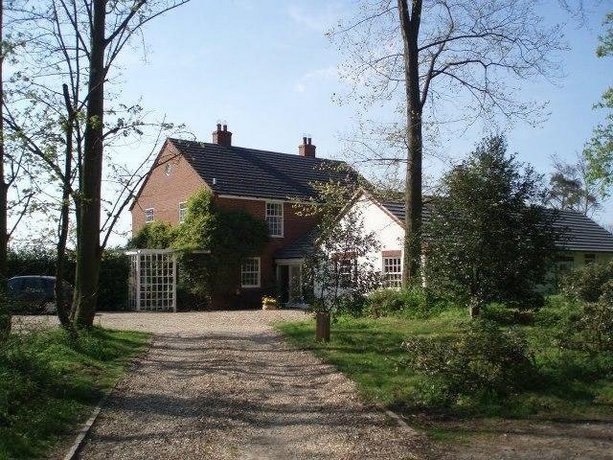 The Hall Farm Bed And Breakfast