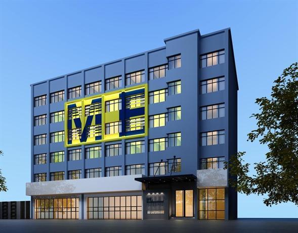 Modern Times Metropolitan Hotel