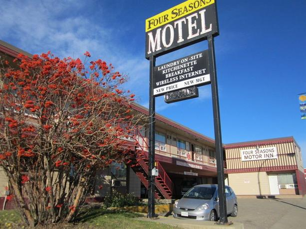 Four Seasons Motor Inn Fort Saint John Akci K S