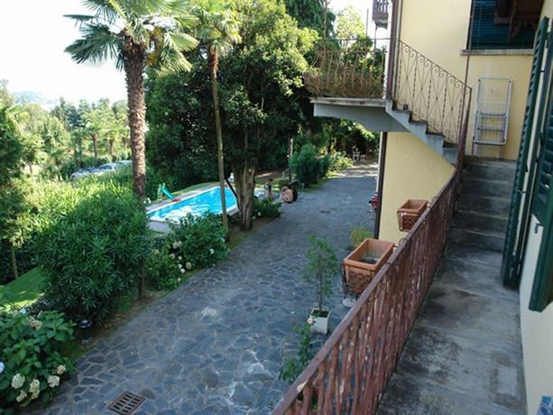 Villa Santa Chiara Meina