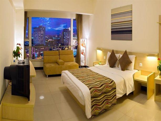 Dezhou Wucheng Hanxuan Express Business Hotel