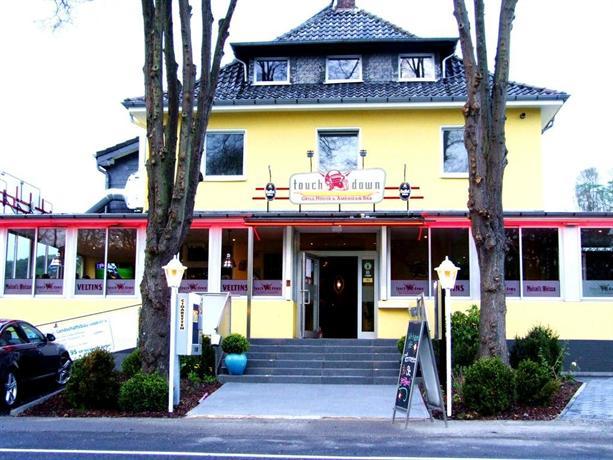 Motel Touchdown & Restaurant