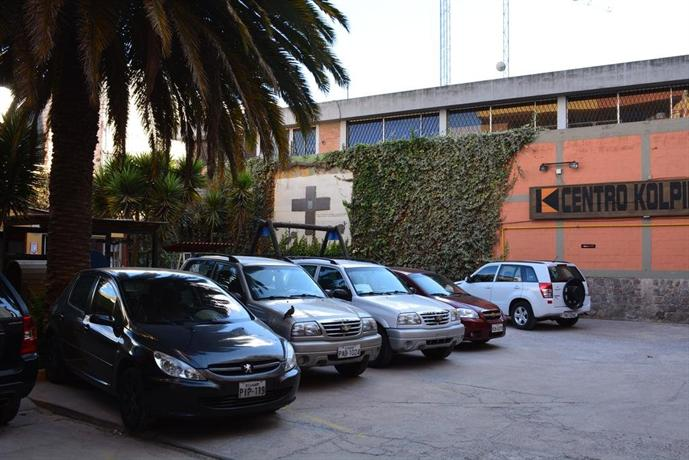 Hotel Casa Kolping Quito