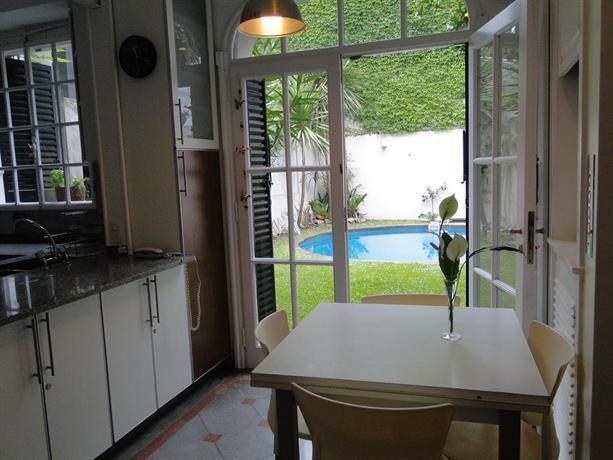 Casa con jardin y piscina buenos aires compare deals for Casa jardin hostel buenos aires