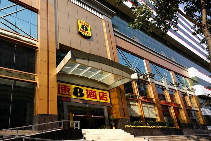 Super 8 Hotel Wuhan Hankou Railway Station