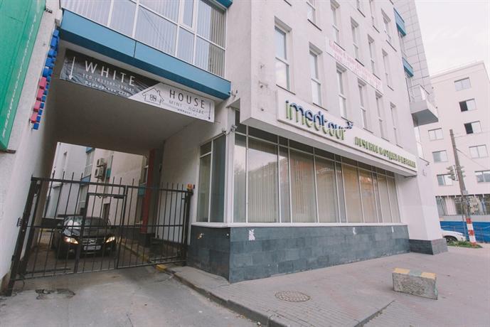White House Hotel Nizhny Novgorod