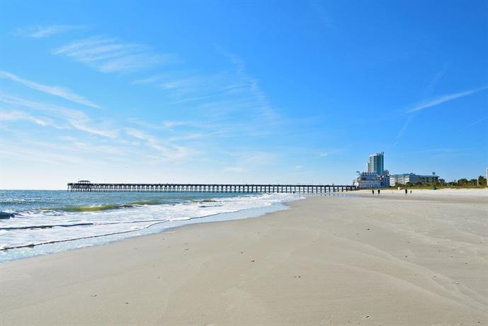 Holiday Sands North On The Boardwalk Myrtle Beach