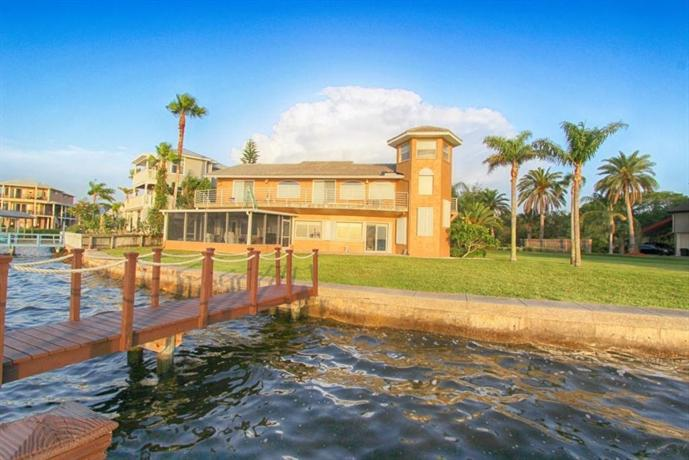 Luxury Florida Villa Palm Harbor