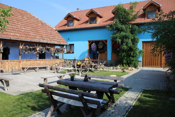Csipkeszeg Bed & Breakfast Sic / Szek Romania