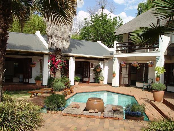 Lavender Cottage Bed & Breakfast Johannesburg
