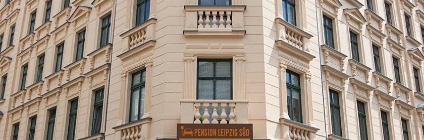 Hotel Pension Leipzig Sud