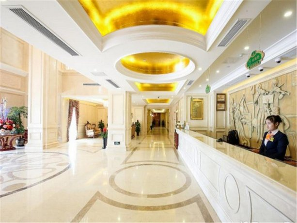 Vienna Hotel Shanghai Hongqiao Convention  U0026 Exhibition Center