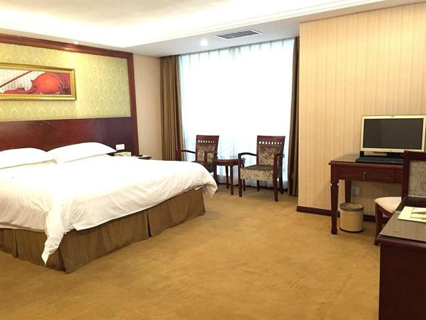 Vienna International Hotel Wuhan Jiefang Avenue