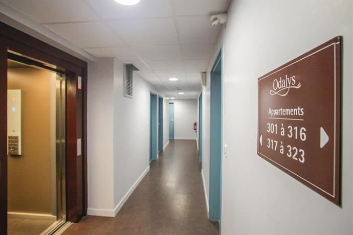 Appart 39 hotel odalys saint jean orl ans offerte in corso for Appart hotel orleans