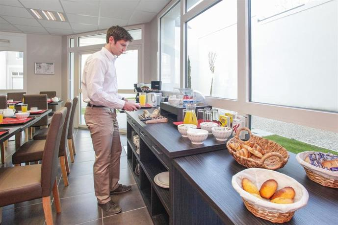 Appart 39 hotel odalys saint jean orl ans die g nstigsten for Appart hotel orleans