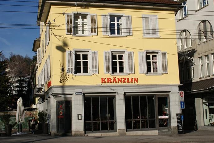 Hotel Kranzlin St Gallen