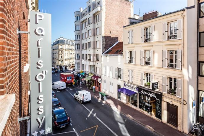 Paris d'Issy Hotel Porte de Versailles Issy-les-Moulineaux