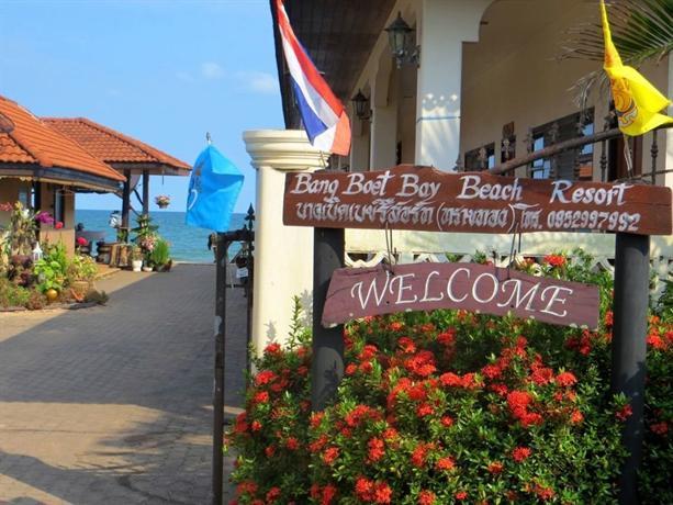 Bang Boet Bay Beach Resort Chumphon Thailand