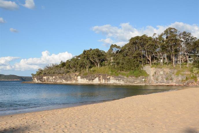 Amethyst On Pearl Beach