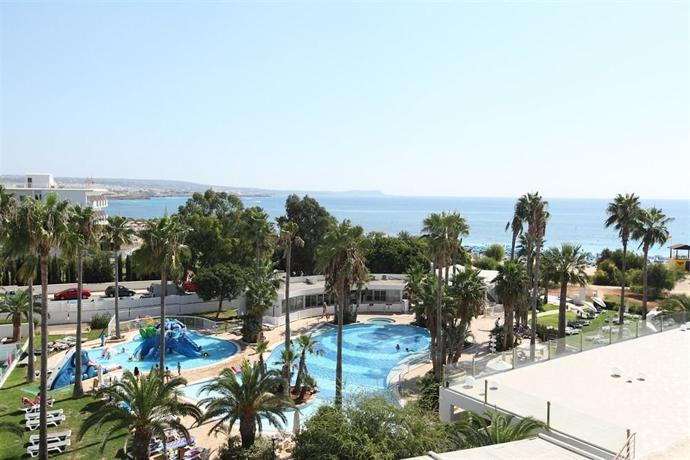 Dome Beach Hotel Cyprus Private Pool
