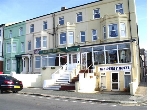 The derby hotel blackpool compare deals for Derby hotels