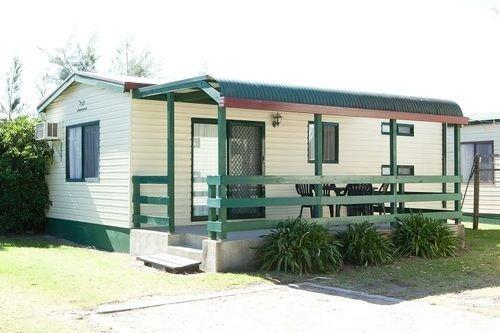 Echo Beach Tourist Park Accommodation Lakes Entrance