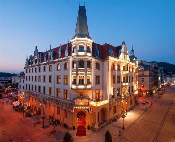 Grandhotel AMBASSADOR - Narodni Dum