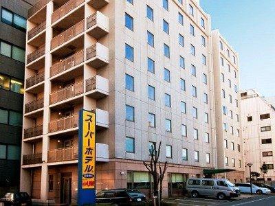 Super Hotel Chibaekimae