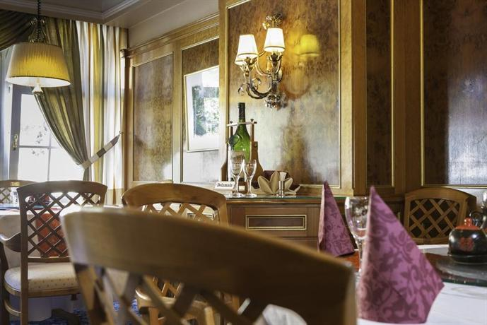 Hotel Nidda Jungbrunnen Bad Salzhausen