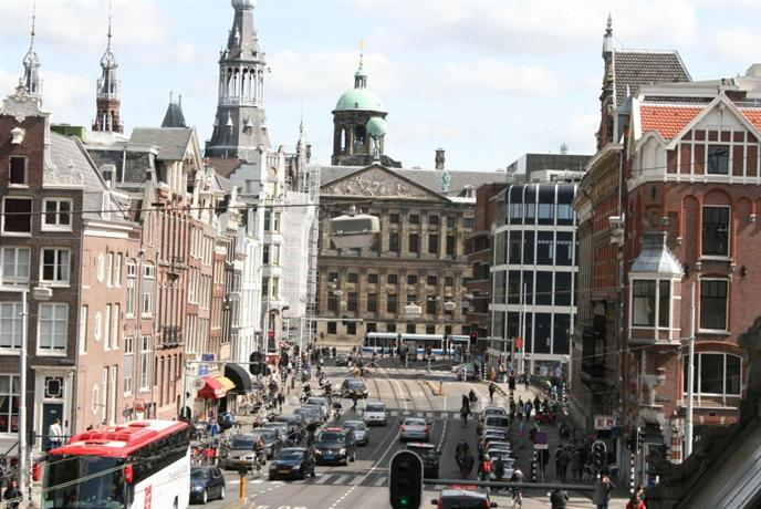 Boutique Hotel Belle Vue Amsterdam