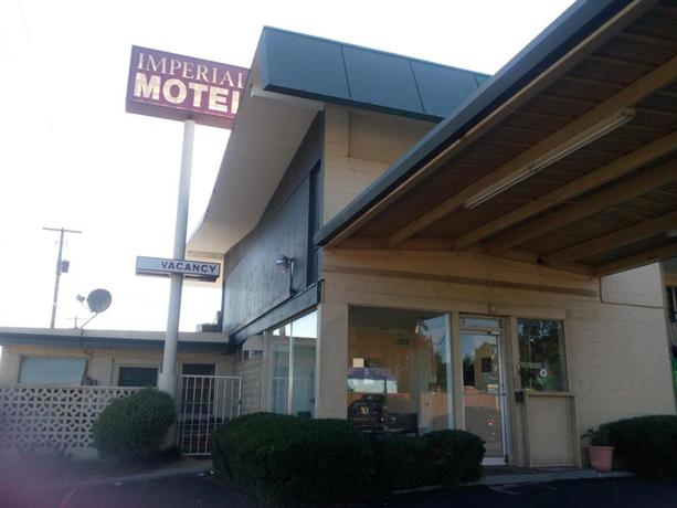 Imperial Motel Longview