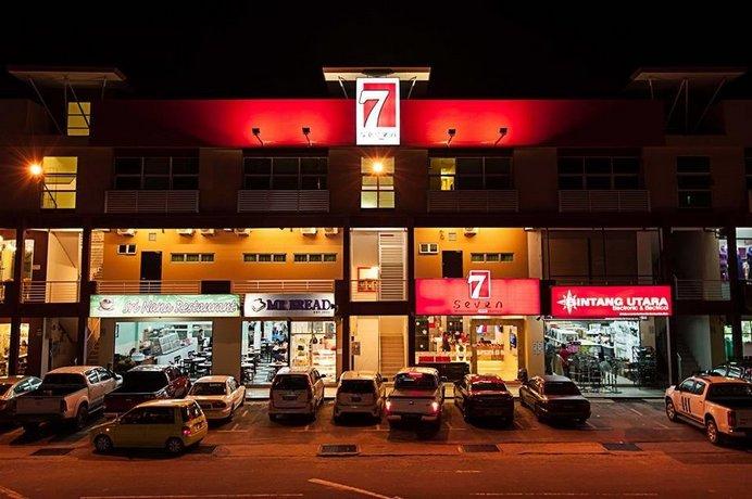Seven Boutique Hotel Kota Kinabalu
