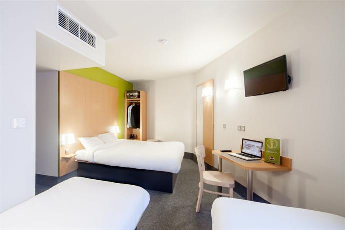 Bb Hotel Paris Est Bobigny