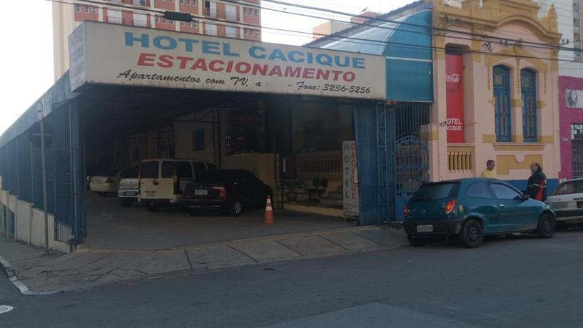 Cacique Hotel Campinas