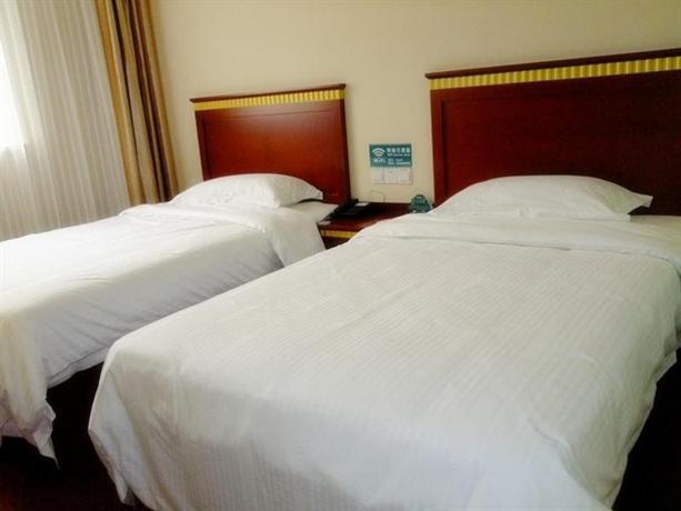 GreenTree Inn AnHui SuZhou LingBI JieFang Road Express Hotel