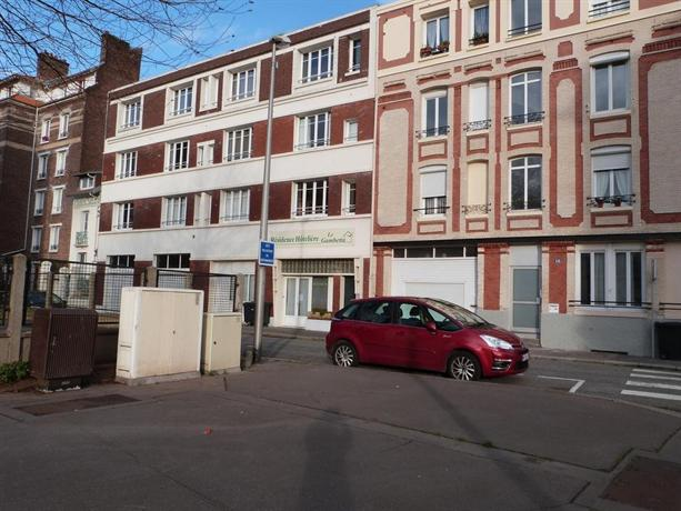 Residence hoteliere le gambetta le havre comparer les for Residence hoteliere