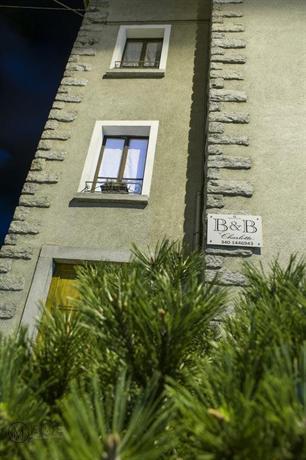 B B Charlotte Villa Di Chiavenna