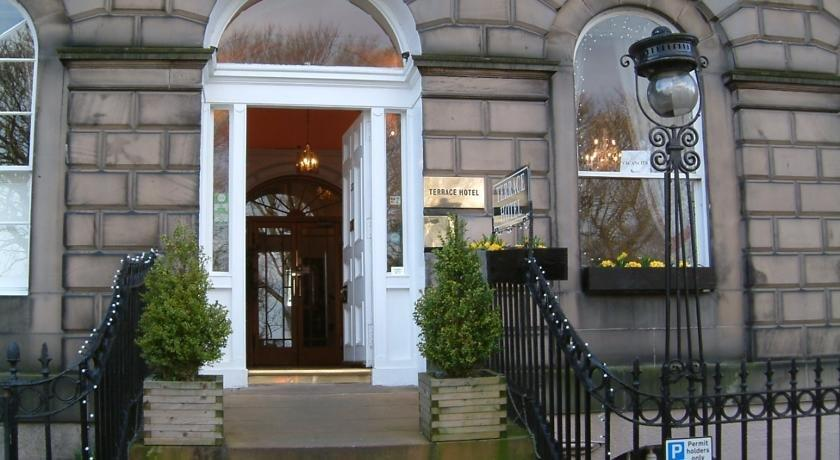 Terrace hotel edinburgh hotels dimbourg for 37 royal terrace edinburgh