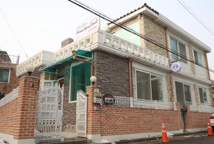 Haeng Gung Chae Guesthouse