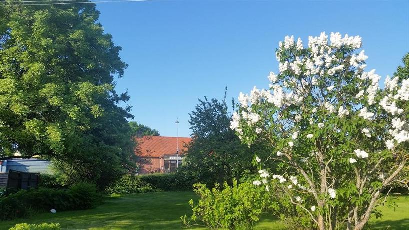 Central Vimmerby villa