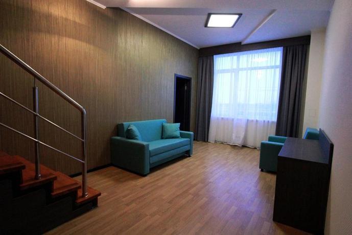 Hotel Art Villa Spa Krasnodar