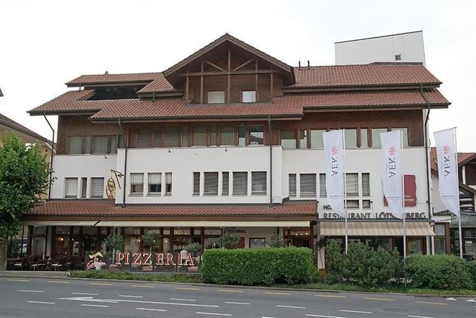 Hotel Lotschberg Spiez