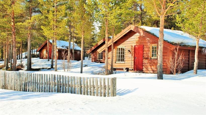 Sjodalen Hyttetun og Camping