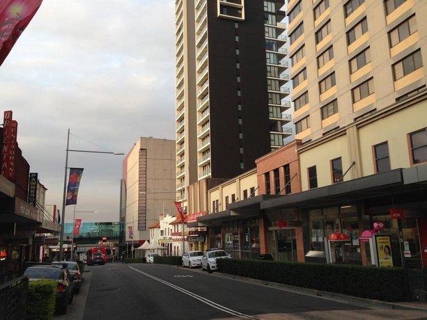 Church St Accommodation in Parramatta CBD