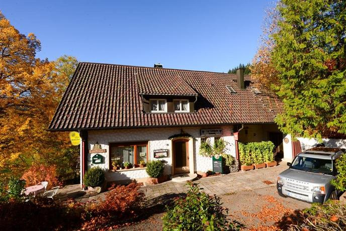 Cafe Waldfrieden Bad Peterstal