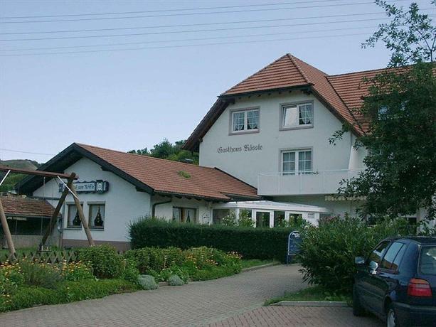 Gasthof Rossle Vogtsburg