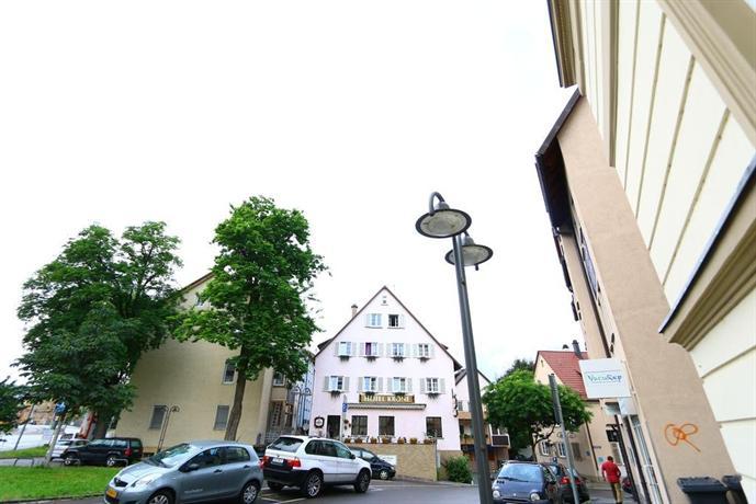 Hotel Krone Stuttgart Bad Cannstatt