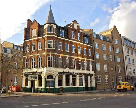 Dover Hotel London Reviews
